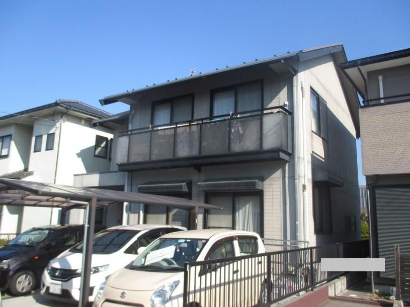和歌山市 O様邸 外壁・屋根塗装工事                                       『最高な仕上がりと大絶賛なお家に♫』1
