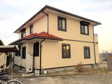 和歌山市 N様邸 外壁・屋根塗装工事                                       『年明け前に外壁、屋根も綺麗に!』