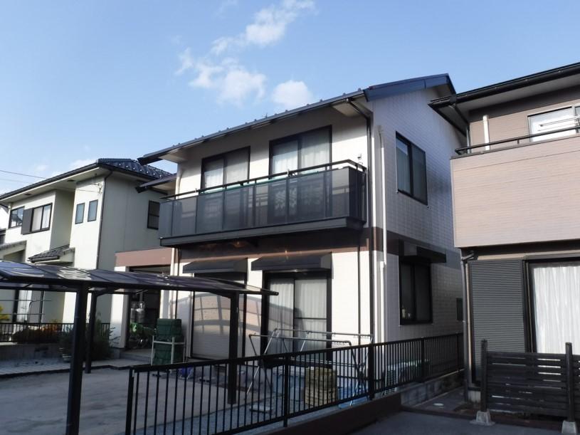 和歌山市 O様邸 外壁・屋根塗装工事                                       『最高な仕上がりと大絶賛なお家に♫』