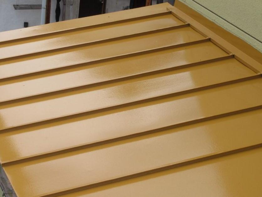 【紀の川市】M様邸 屋根塗装工事<br>『コーティングを施し、輝きと耐久性をプラス♬』6