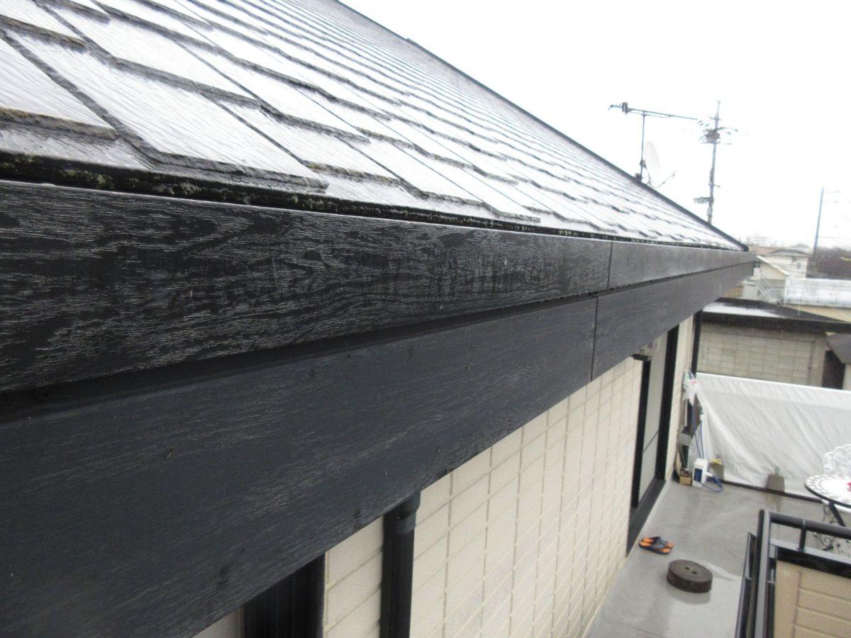 【岩出市】 I様邸 外壁・屋根塗装工事<br>『ライトグレーが上品でシックな仕上がりに♫』5