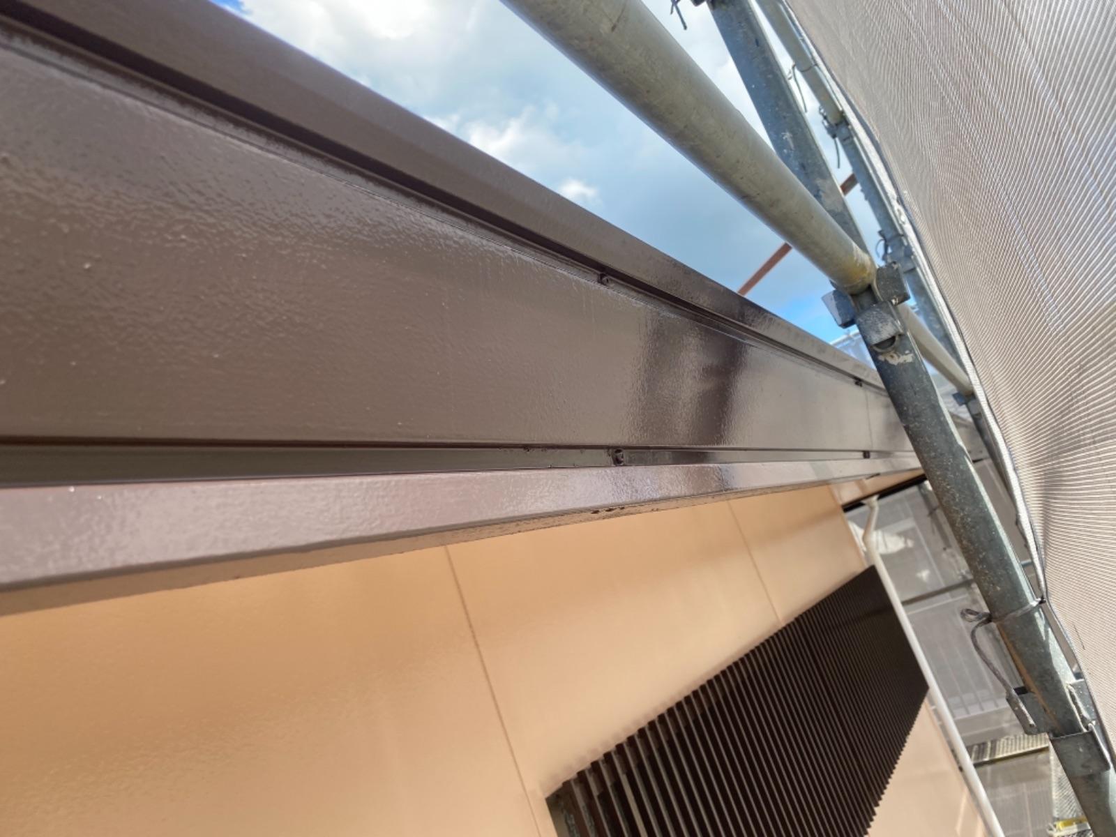 【和歌山市】T様邸 外壁・屋根塗装工事<br>『モダンに大変身♫新築のような美しさ✦』8