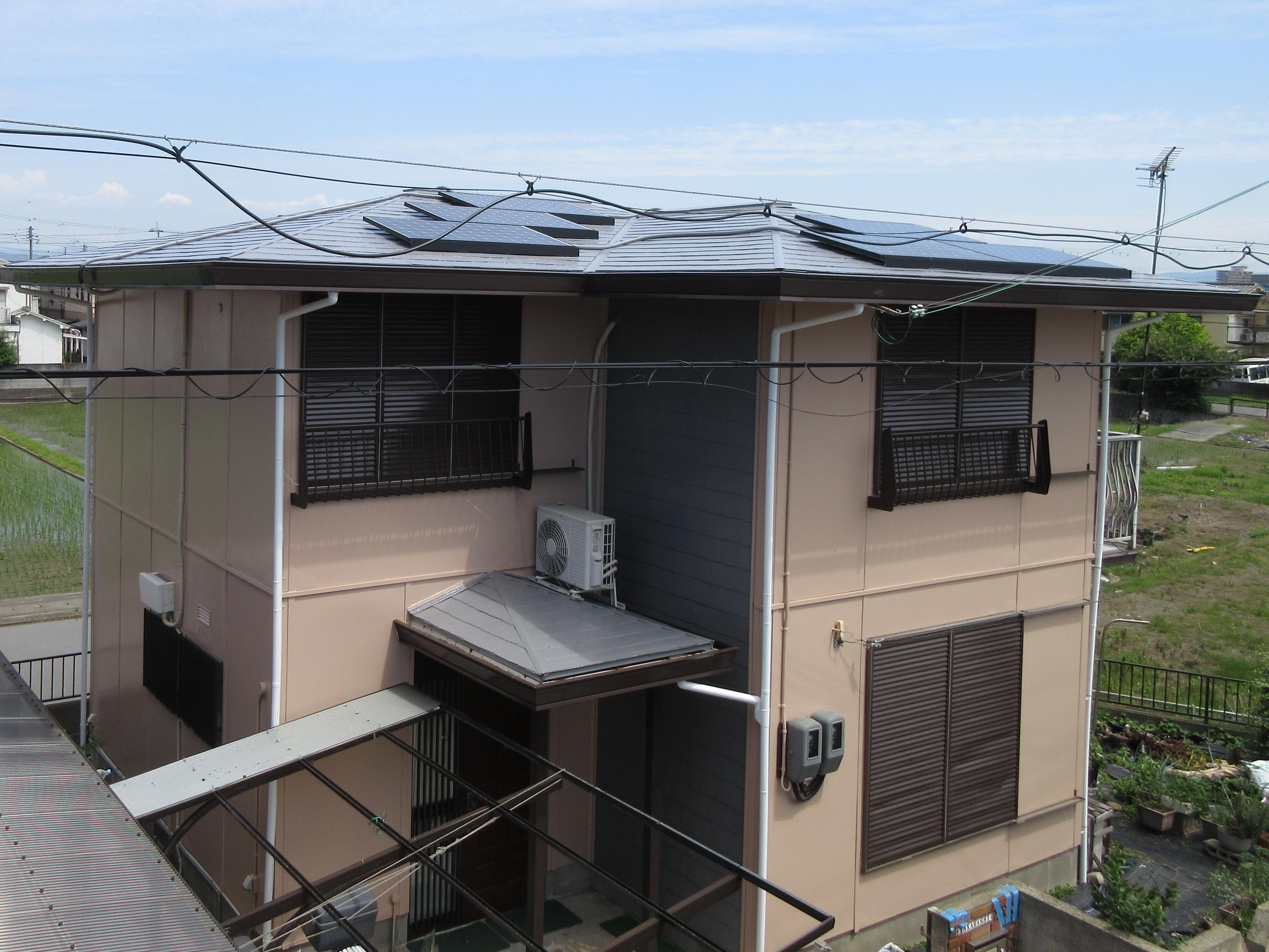 【和歌山市】T様邸 外壁・屋根塗装工事<br>『モダンに大変身♫新築のような美しさ✦』2