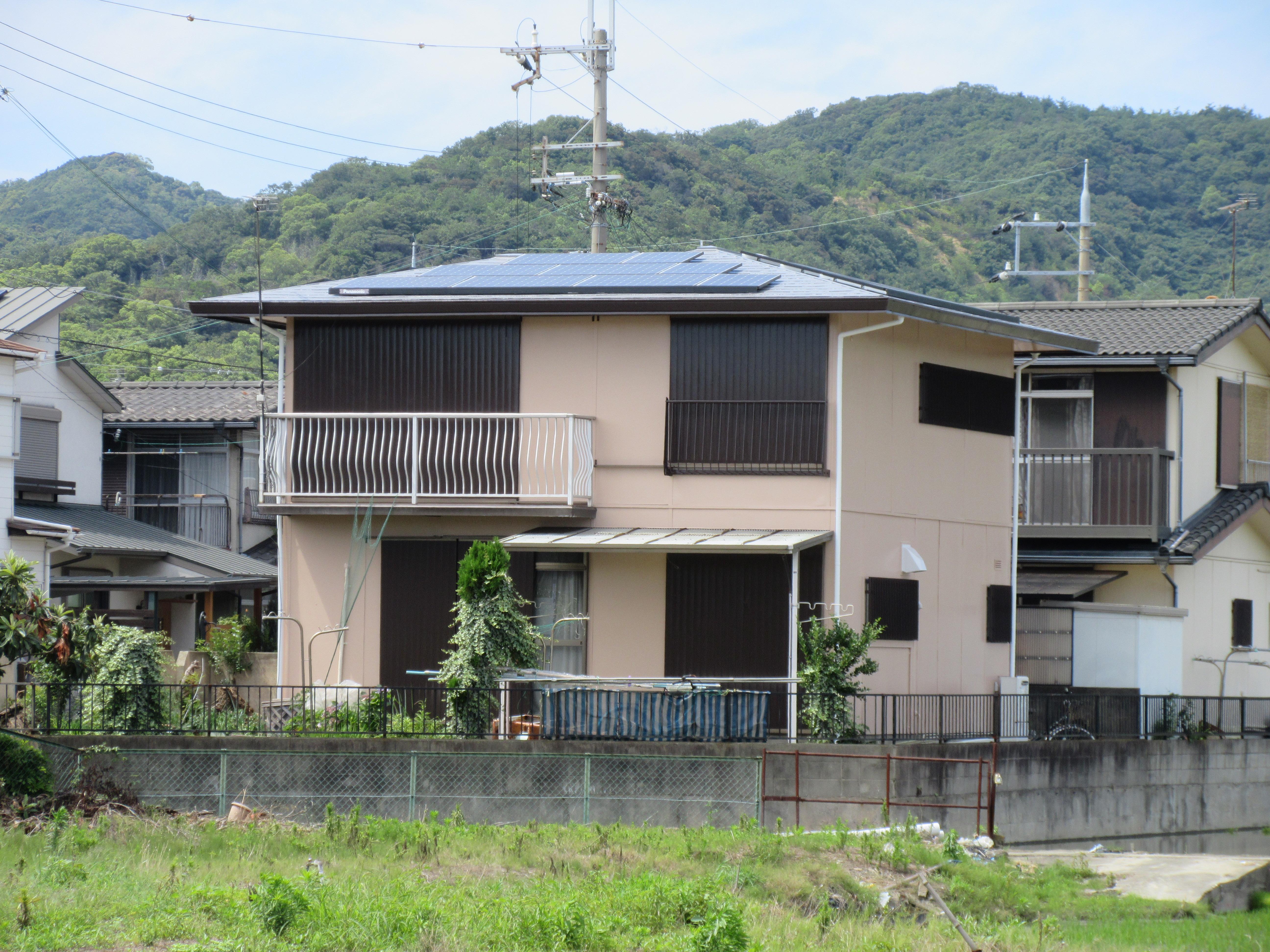 【和歌山市】T様邸 外壁・屋根塗装工事<br>『モダンに大変身♫新築のような美しさ✦』4