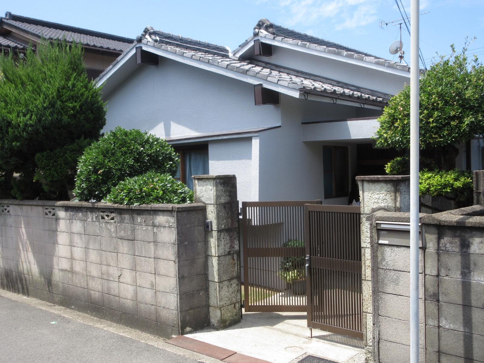 【和歌山市】S様邸<br>『低汚染で汚れに強くツヤと色もちが持続 °˖✧』