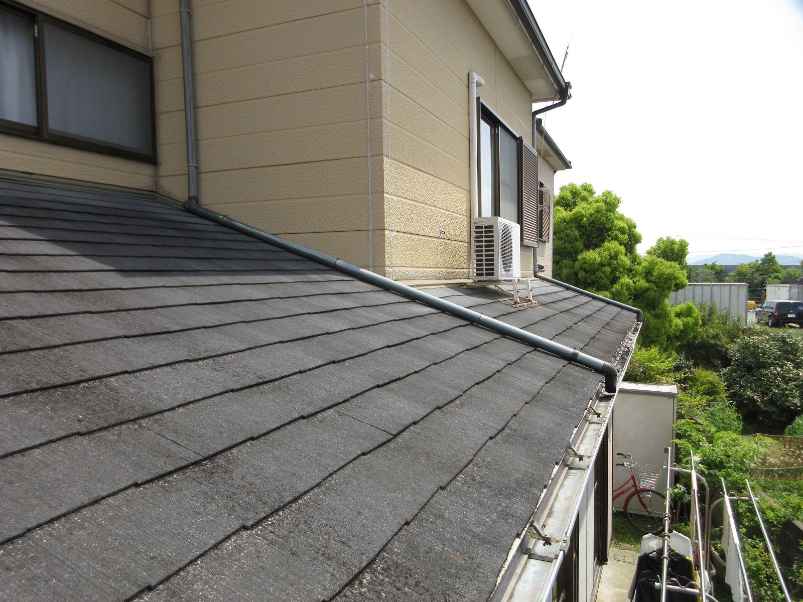 【和歌山市】T様邸<br>『ライトグレーの外壁と黒の屋根でエレガントな仕上がりに♪』5