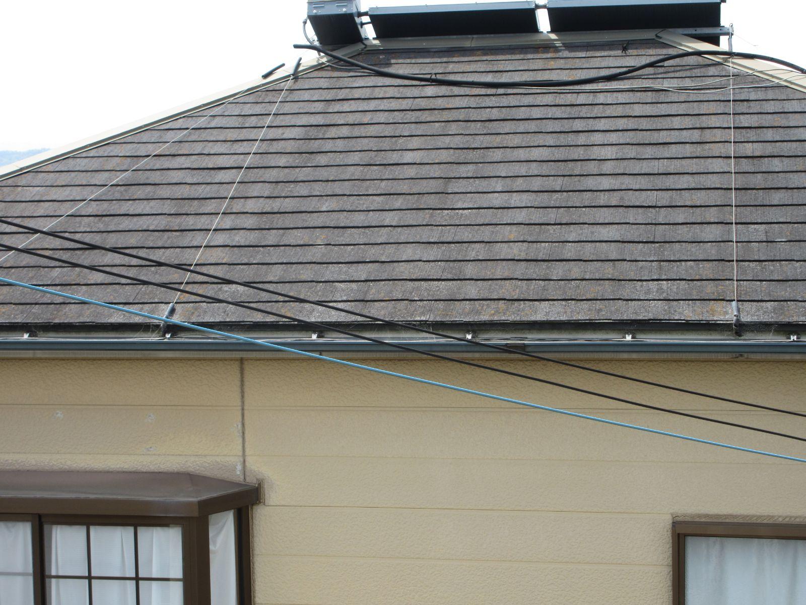 【和歌山市】T様邸<br>『ライトグレーの外壁と黒の屋根でエレガントな仕上がりに♪』3