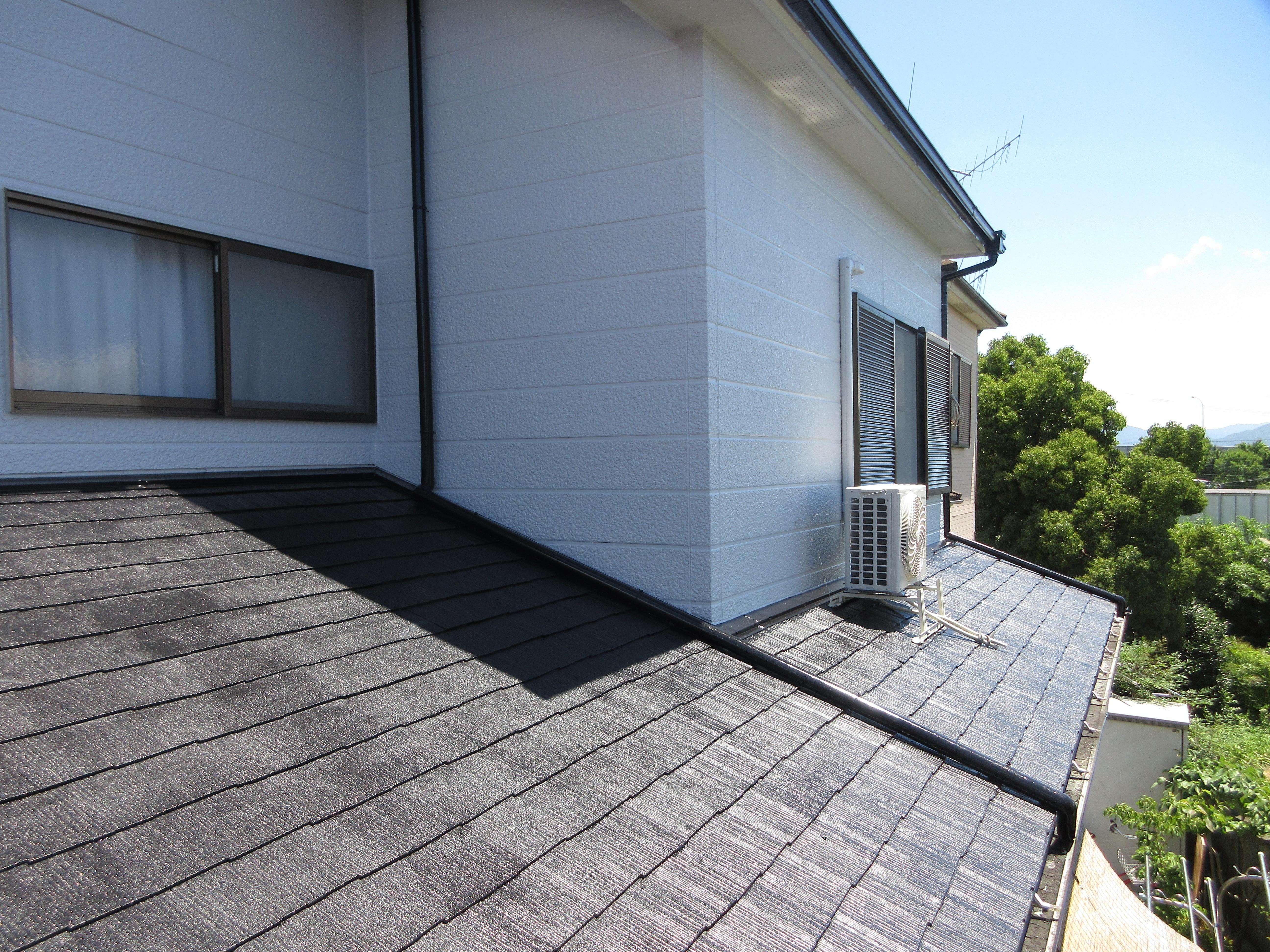 【和歌山市】T様邸<br>『ライトグレーの外壁と黒の屋根でエレガントな仕上がりに♪』6