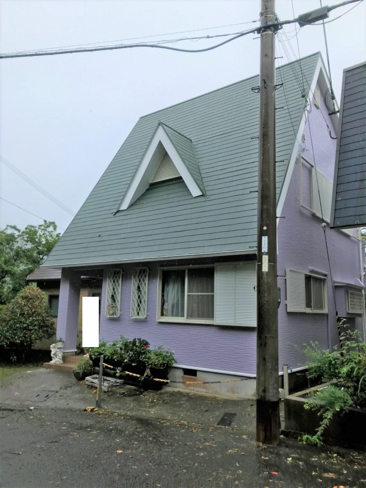 【和歌山市】O様邸<br>『個性が光るカラー使いで素敵なお家に♫』