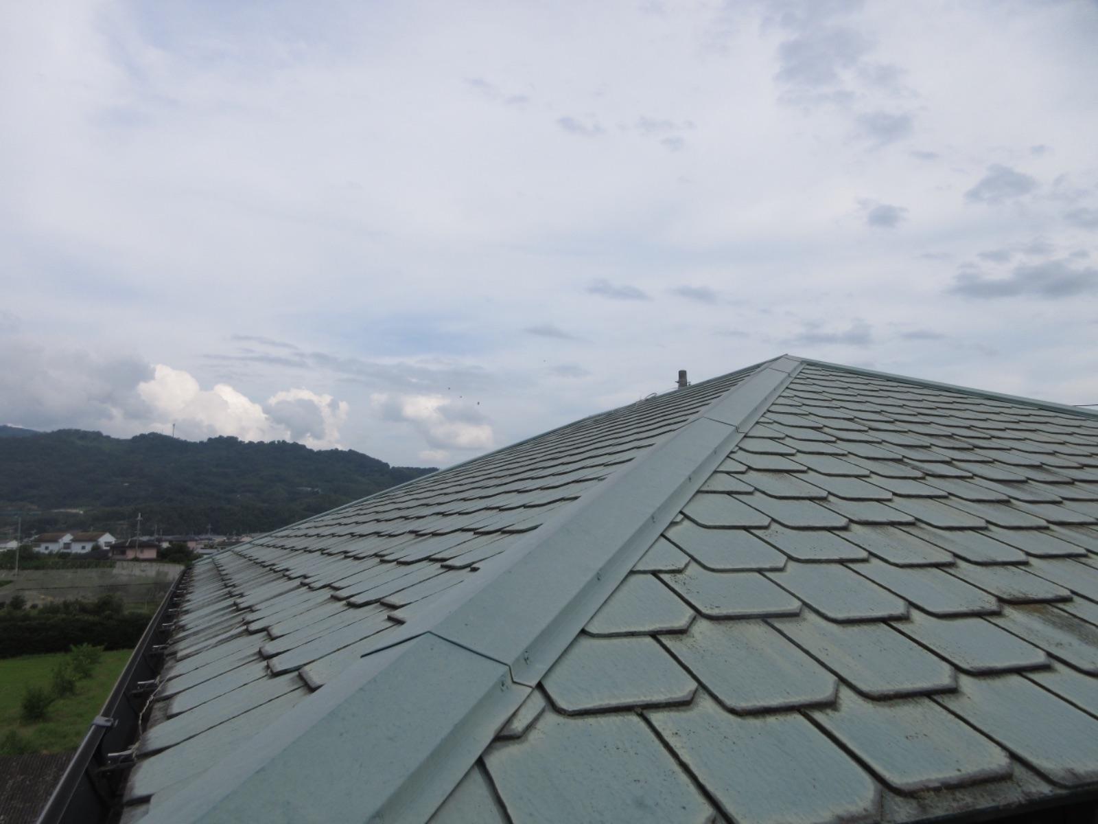 【紀の川市】 M様邸<br>『グリーンの屋根が 上品に輝いています★』3