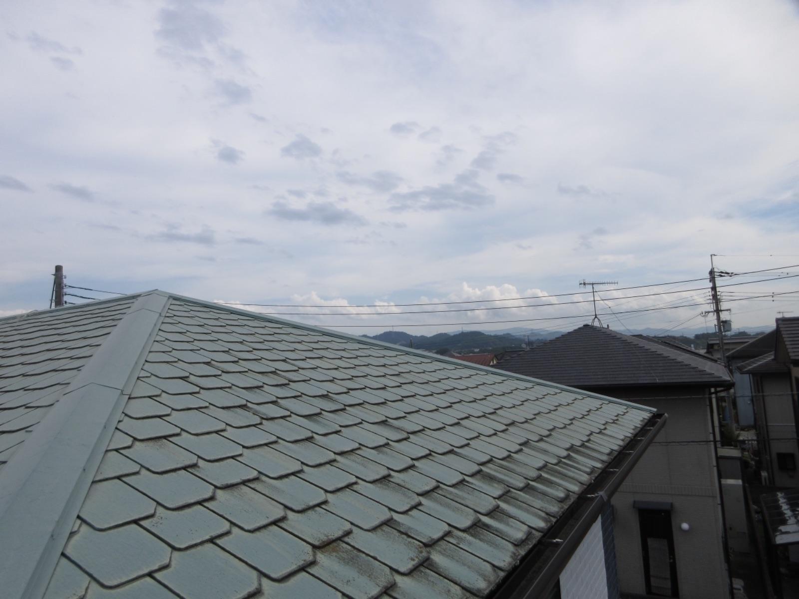 【紀の川市】 M様邸<br>『グリーンの屋根が 上品に輝いています★』1